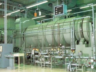 システムプラント本部 たばこ製造用機械設備、自動車製造用各種搬送設備、一般産業用プラント設備、各種省力機械設備