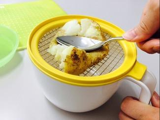 【ポテサラ】 これ一つでポテトサラダが簡単に作れる調理器セット