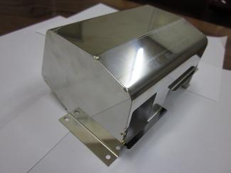 [レーザー加工] レーザー光による複雑な形状を高精度、高品質でブランク。