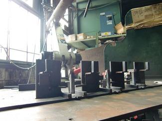 自動溶接も マグネシウムに限らず、従来より自動溶接機にかけにくいワークや材料も自動溶接できるようにする技術です。
