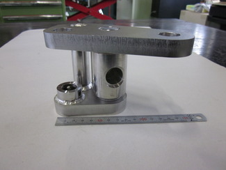 [溶接加工] CO2溶接、TIG溶接、プラズマ溶接(今後の予定)、YAG溶接(今後の予定)と幅広く加工が可能。