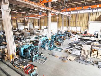 鐡の総合デパート 野崎忠五郎商店は棒鋼、鋼線、鋼鈑、形鋼、鋼管、鋼加工品など、ほとんどすべての鋼製品を扱う材料の総合デパートです。三条のものづくりを支えるのは勿論のこと、今では日本中から特殊鋼などの引き合いも増えています。