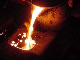 [鋳物品の製造] 極薄ダクタイル鋳鉄が可能。