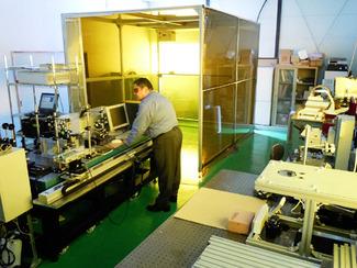[レーザー部門] 3Dレーザー、2Dレーザーをはじめ、先端設備及び自社開発機器により国内外のメーカーの製品開発パートナーとして幅広いニーズを実現しています。